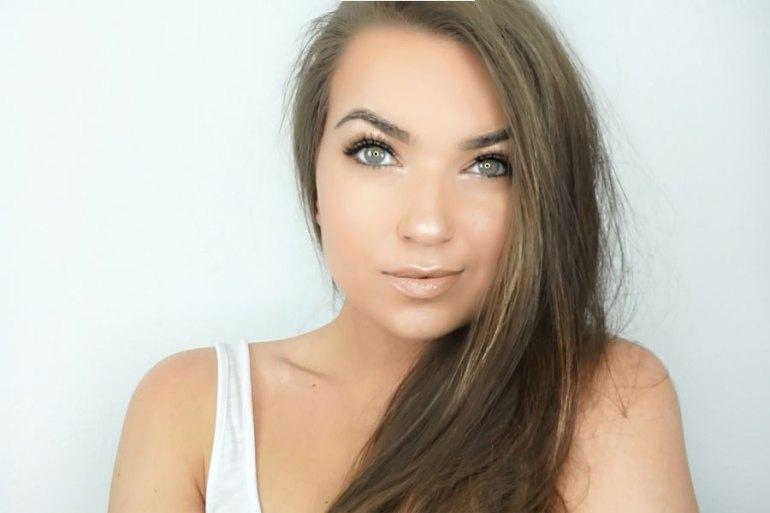 Bronze Goddess - Glam Makeup Look