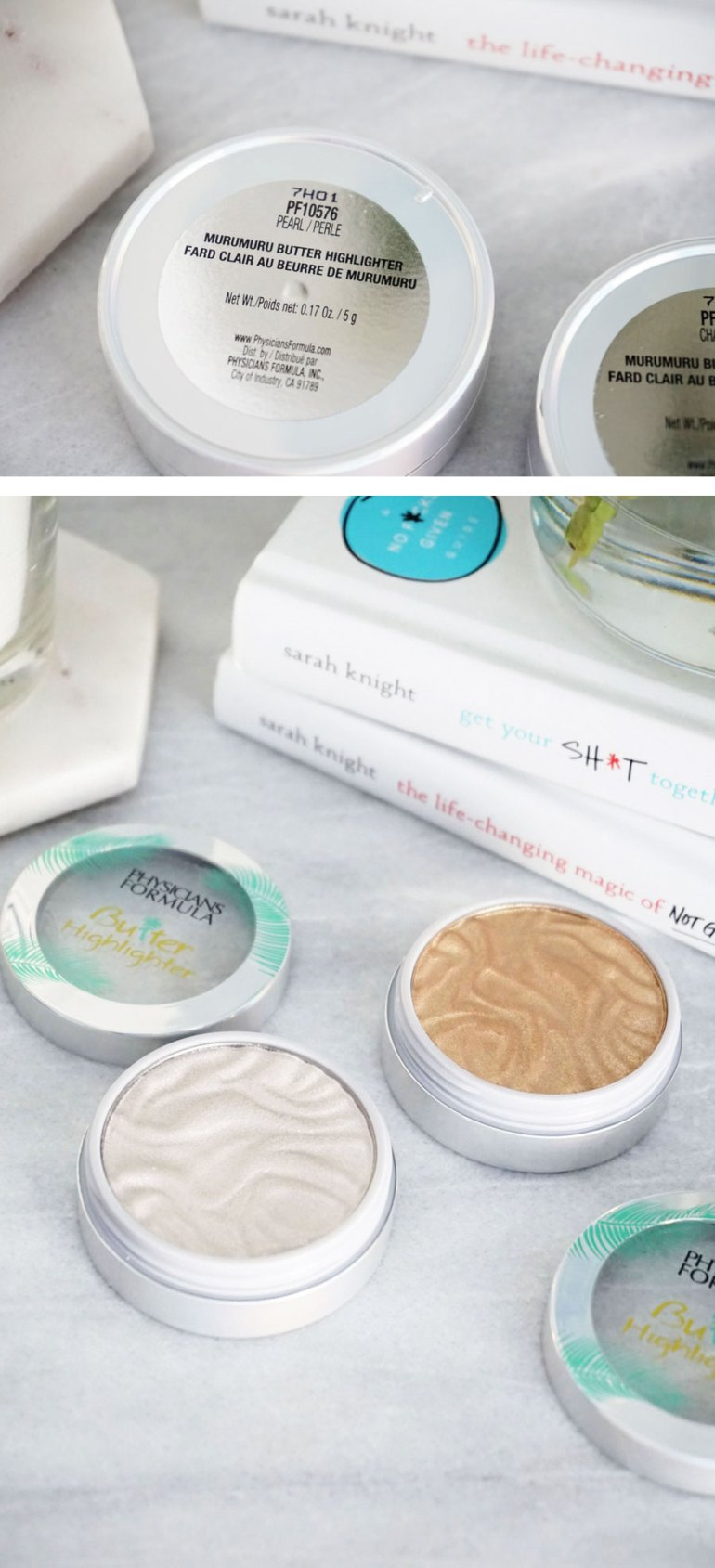 Physician's Formula Butter Highlighters - Review