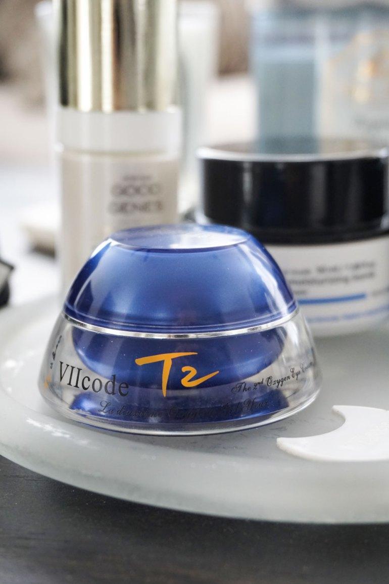 VIIcode T2 Oxygen Eye Cream - Review