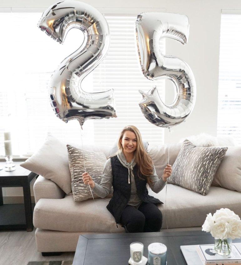 I'm 25