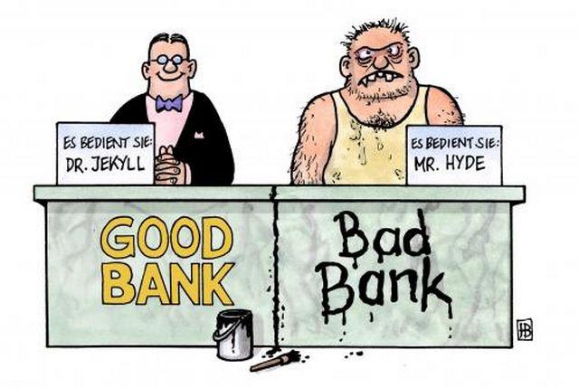 Ποιος οίκος θα αναλάβει την ενοποίηση των bad bank;