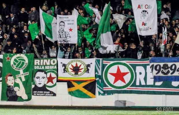 Supporters audoniens
