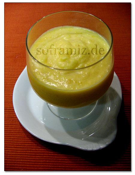 Mango krema
