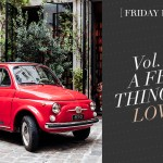 [Friday Finds Vol. 31] Instagrammable Paris, Modern Wedding Invitations, Current Loves from H&M Home, Dark Green Interiors, & 5 Free Printables!