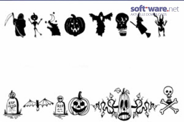 free halloween schriftarten # 22