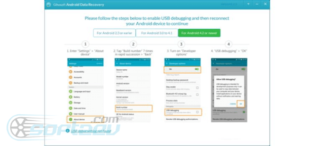 Gihosoft Android Data Recovery Download