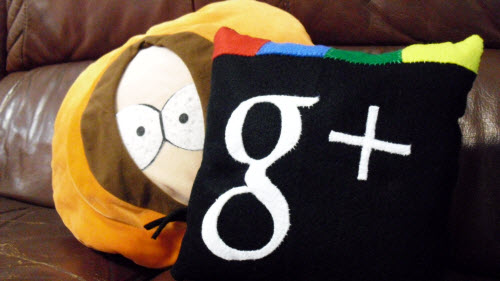 Google+ 居家小抱枕 DIY 製作方法,快來擁有一個吧! DSCI83281