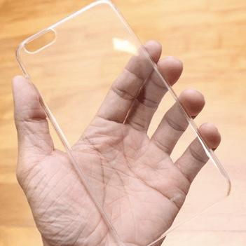innerexile iPhone 6 Plus 自我修復保護殼 hydra plus,磨了一週竟無刮痕(透明色)