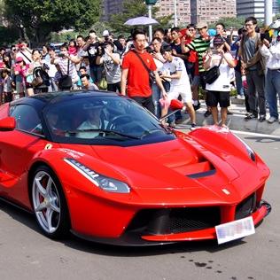 男人夢幻車大集結 Ferrari 6th Rally Taiwan