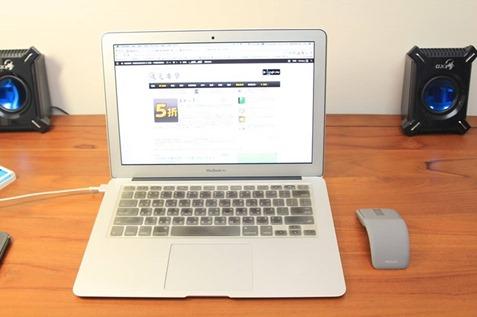Microsoft Arc Touch 無線藍牙滑鼠評測,可彎超薄設計攜帶更方便 image002