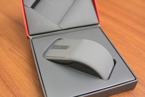 Microsoft Arc Touch 無線藍牙滑鼠評測,可彎超薄設計攜帶更方便 image003
