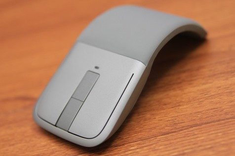 Microsoft Arc Touch 無線藍牙滑鼠評測,可彎超薄設計攜帶更方便 image017