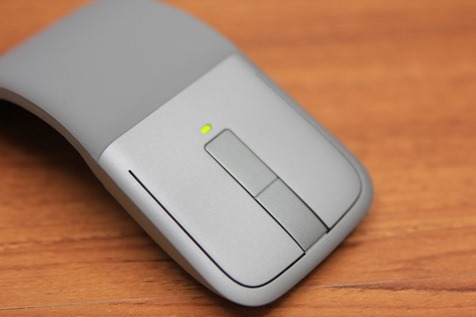 Microsoft Arc Touch 無線藍牙滑鼠評測,可彎超薄設計攜帶更方便 image019