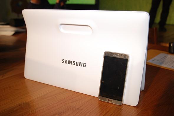 史上最大 18.4 吋平板電視 Samsung Galaxy View,到底適合誰? DSC_0049