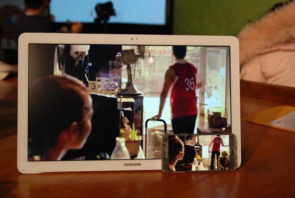 史上最大 18.4 吋平板電視 Samsung Galaxy View,到底適合誰? DSC_0054
