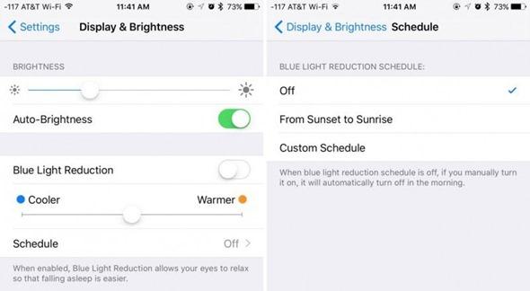 Apple 推出 iOS 9.3 六大功能,今日起可更新! ios-9.3-Night-Shift