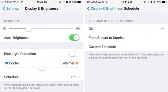 Apple 推出 iOS 9.3 六大功能,今日起可更新! ios-9.3-Night-Shift