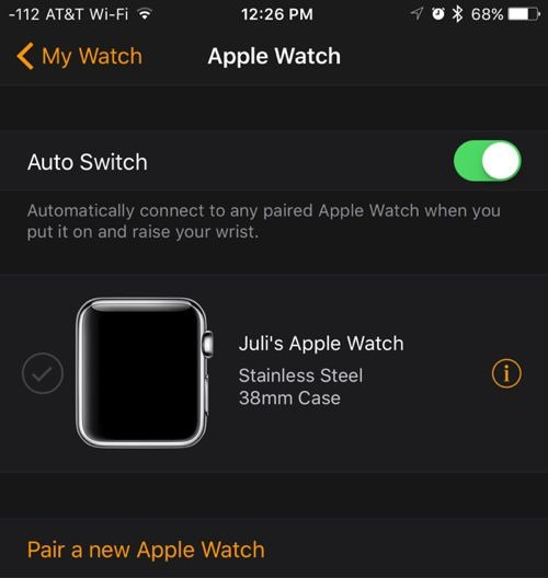 Apple 推出 iOS 9.3 六大功能,今日起可更新! ios-9.3-apple-watch-watchos