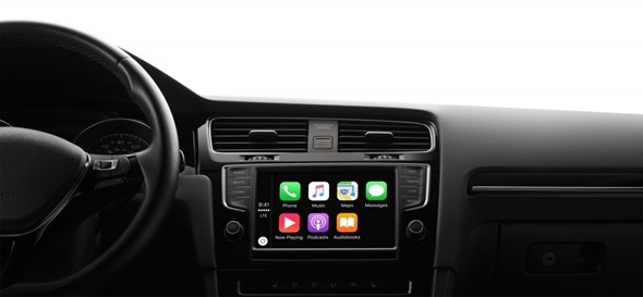 ios 9.3 carplay