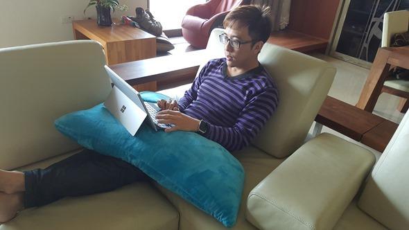 工作、休閒的好夥伴,微軟 Surface Pro 4 體驗心得分享 20160228_115412