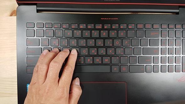 [開箱] 輕薄、效能兼具 最輕薄的電競筆電 ROG G501 開箱評測 20160324_154123