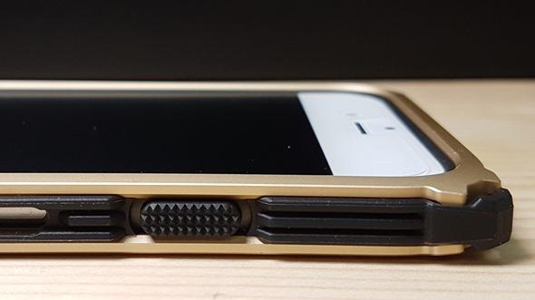不用再怕iPhone摔歪了!Miottimo 星寰金屬邊框軟硬兼施,吸震、強化保護你的手機 20160331_172649
