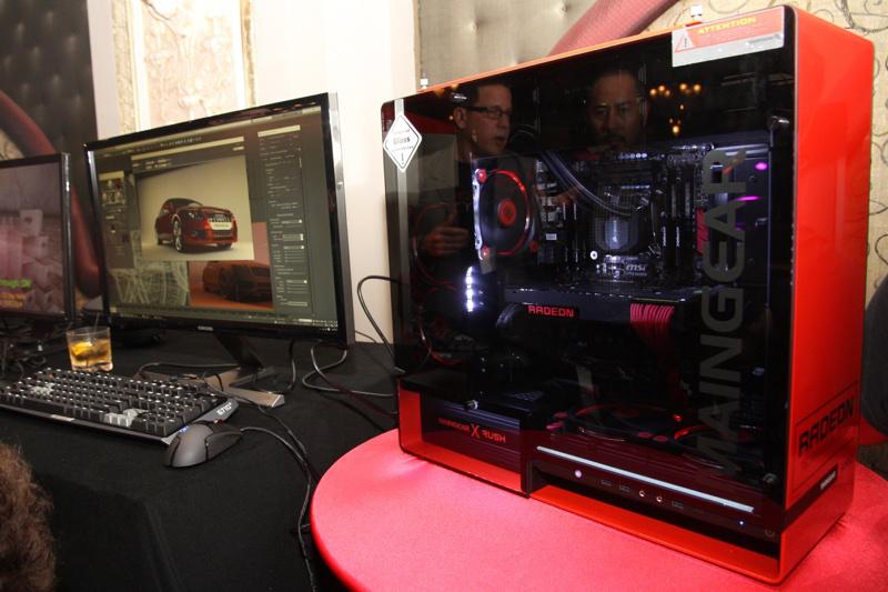 對應VR內容創作 AMD打造最快繪圖卡