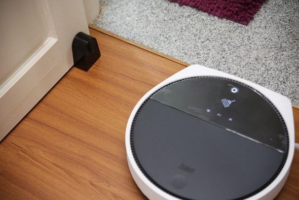 開箱/Tubbot智小兔負離子空氣清淨掃地機器人,一機雙用的智慧清掃專家 IMG_2316