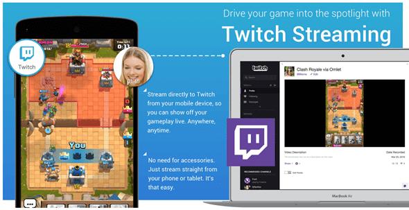 Omlet:讓手機遊戲三分鐘內擁有直播、聊天等社群功能 image-49