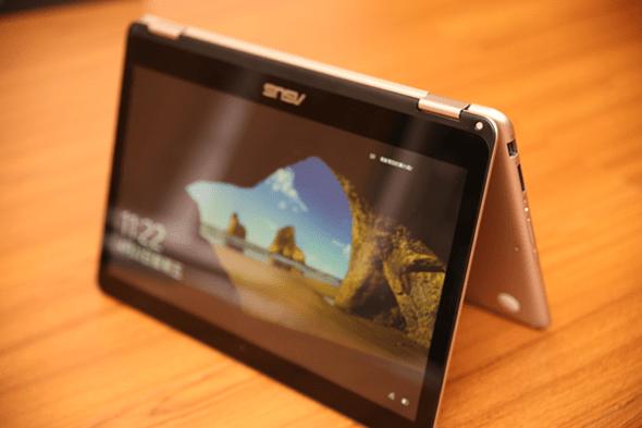評測/ASUS ZenBook Flip UX360CA 翻轉超輕薄行動商務觸控筆電 image-76