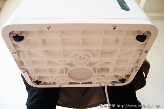室內潮濕惹惱人,SHARP 夏普除濕機好用推薦 (DW-D8HT-W) 007