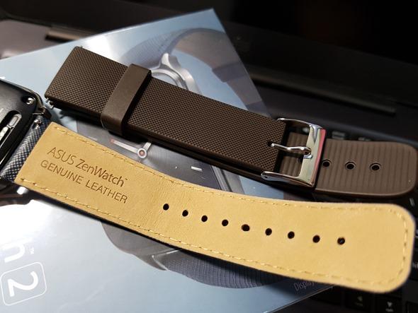 評測/ASUS智慧手錶 ZenWatch 2快充進化版+悠遊卡晶片錶帶,好用到沒有朋友! 20160429_011802