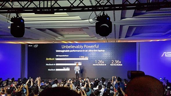 華碩 Zenvolution 發表全新 ZenBook 3、Transformer 3,外型、效能、價格驚豔全場 20160530_140458