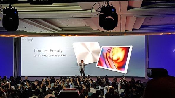 華碩 Zenvolution 發表全新 ZenBook 3、Transformer 3,外型、效能、價格驚豔全場 20160530_141531