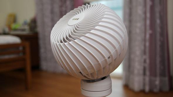 夏天就吹這台!小太陽3D超炫風DC扇(創風機)~冷涼舒服又省電 IMG_2937