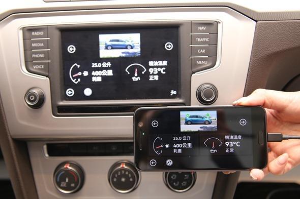 HTC與福斯合作推出 Customer-Link 即時車況監測系統,7月起新車免費搭載 IMG_3036