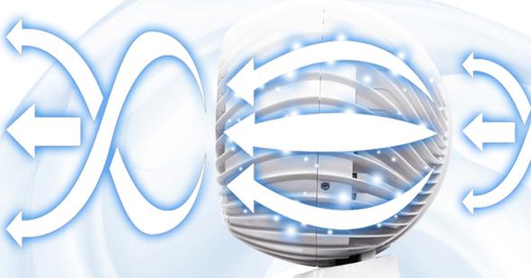 夏天就吹這台!小太陽3D超炫風DC扇(創風機)~冷涼舒服又省電 img-16