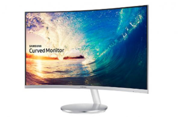 電腦螢幕也有劇院級的影音享受,Samsung C27F591FDE 曲面顯示器評測 img-58-590x388