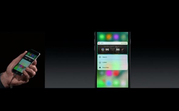 iOS 10 新功能大爆發,10大功能完整介紹 (含影片對照) 2016wwdc-103