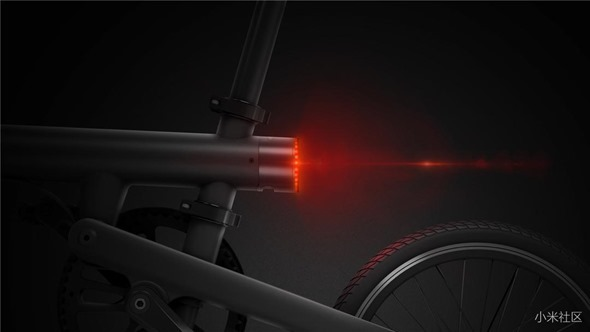 不騎平衡車啦!米家電助力摺疊自行車發表,售價 2999 人民幣 87451fe304207e7456a64c31c6538596