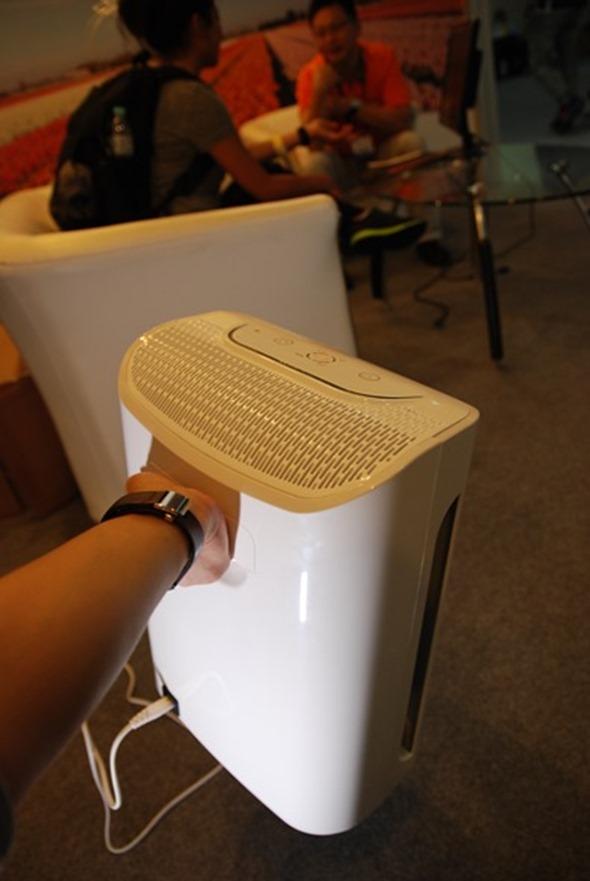 跳脫傳統家電思維,BRISE 空氣清淨機結合 IoT 技術打造智慧家電新典範 DSC_0270