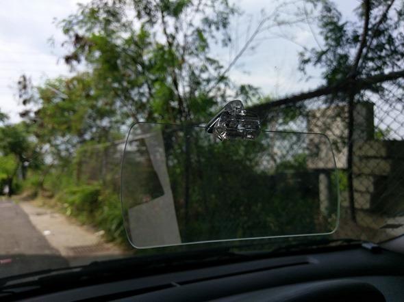 評測/Smart HUD2 (EL-352C)車聯網光學投射抬頭顯示器,今年最潮最炫的 HUD 車載裝置 IMAG0450