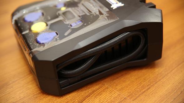 開箱/汽機車、玩具通用 米其林數位自動高速打氣機(12266),輕便好攜帶 IMG_3343