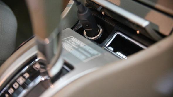 開箱/汽機車、玩具通用 米其林數位自動高速打氣機(12266),輕便好攜帶 IMG_3425