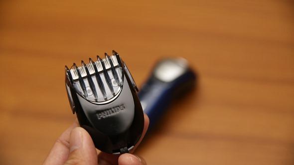 開箱:荷蘭原裝 PHILIPS 三刀頭乾濕兩用電鬍刀(S5600) IMG_3631