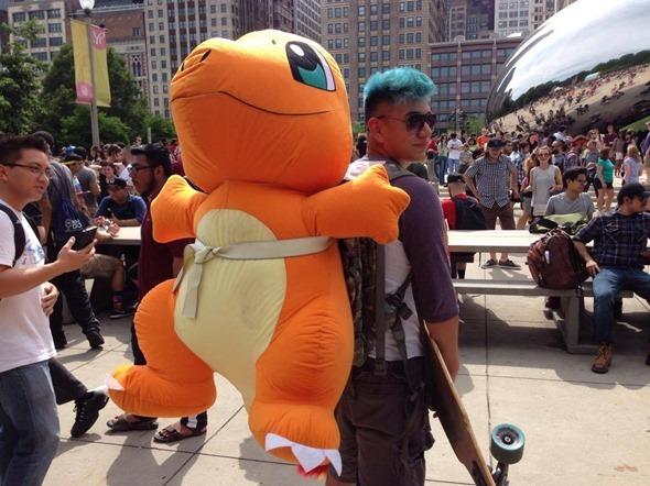 Pokémon Go 明天於日本開放,開放首波合作贊助地點 pokemon-23