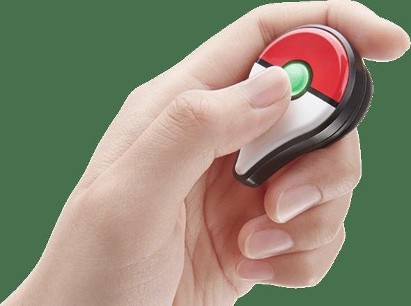 Pokemon GO Plus 精靈感測器,不用拿手機也能抓神奇寶貝的專屬配件 side-goplus-nearby