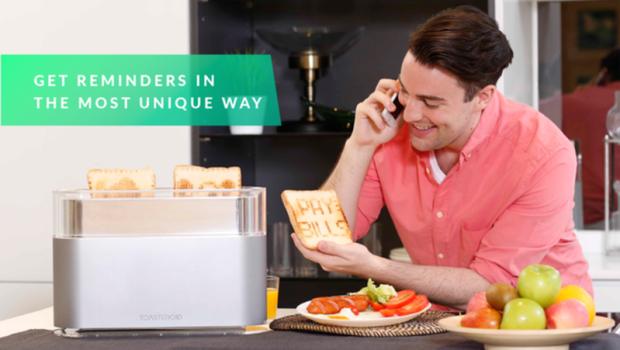 進擊的烤土司機 Toasteroid :生活或許一成不變,但早餐的土司不行! 03