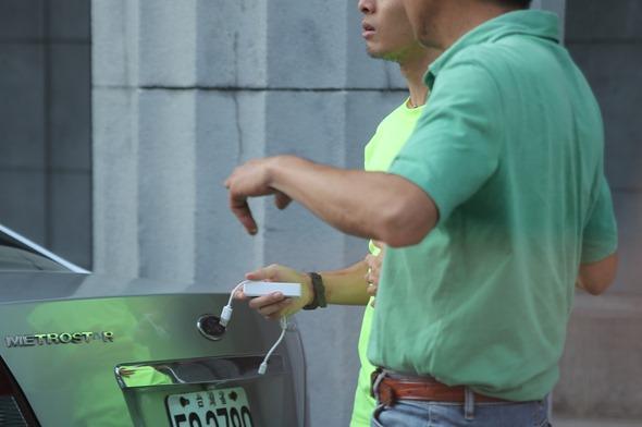 鏡頭直擊/捕捉台南各處 Pokemon GO 「街頭訓練師」 IMG_3795