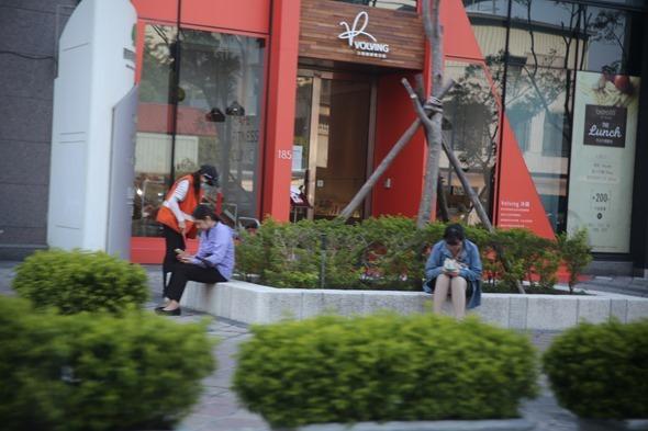 鏡頭直擊/捕捉台南各處 Pokemon GO 「街頭訓練師」 IMG_3803